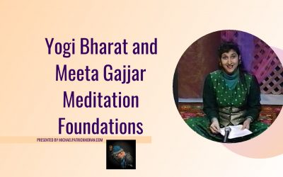 Yoga for Health, Happiness and Liberation presented by Yogi Bharat Gajjar and Meeta Gajjar Parker